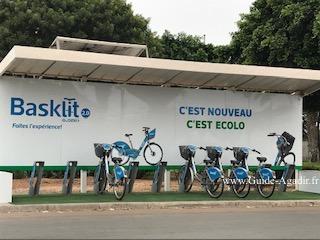 Location de vélo en libre service pour découvrir Agadir au Maroc