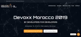 Salon Devoxx Agadir
