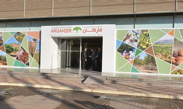 Congrès autour de l'arganier à Agadir